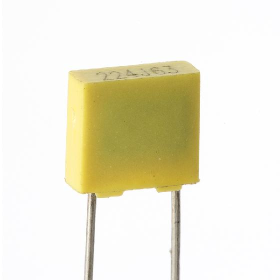 MSC(CL23B)小型盒式聚酯膜电容器